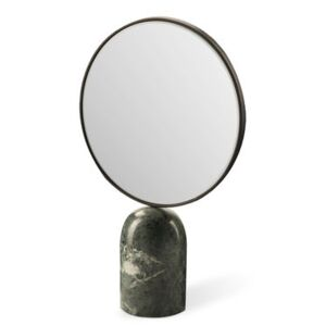 Round Free standing mirrors - / Marble by Pols Potten Green