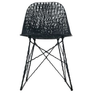 Carbon Outdoor Chair - Outdoor version by Moooi Black