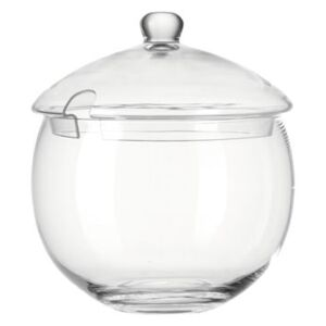 Punch bowl - / With lid - 6.5 litres by Leonardo Transparent