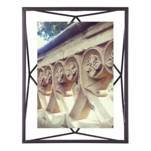 Prisma Photo frame - / Photo 13 x 18 cm - to stand up or hang by Umbra Black