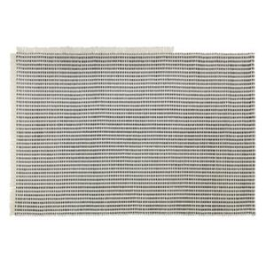 Way Rug Outdoor rug - / 140 x 200 cm - Recycled plastic bottles by Ferm Living Blue