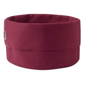 Bread Bag Bread basket - / Cotton - Adjustable height by Stelton Red