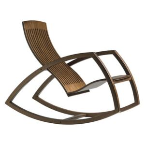 Gaivota Rocking chair - Rocking chair by Objekto Natural wood