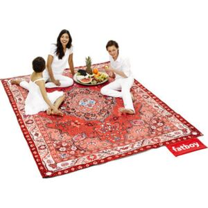 Picnic Lounge Outdoor rug by Fatboy Red