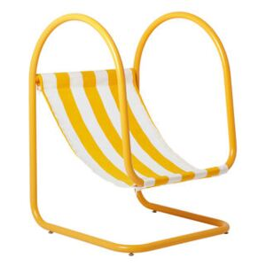 Para(D) Armchair by Axel Chay Yellow