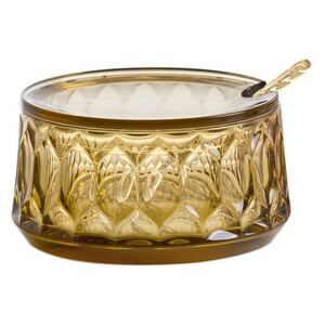Jellies Family Sugar bowl - / With spoon by Kartell Green