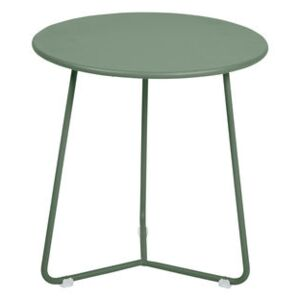 Cocotte End table - / Stool - Ø 34 x H 36 cm by Fermob Green