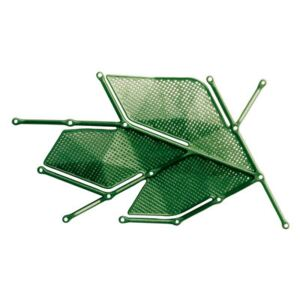 Maria Partition - Set of 42 leaves by Casamania Green