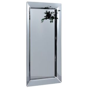 Caadre Free standing mirrors by FIAM Silver/Mirror/Metal