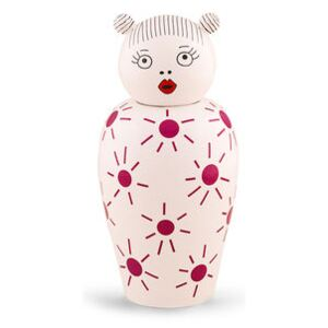 Canopie Lula Vase with lid - / With lid by Seletti Pink