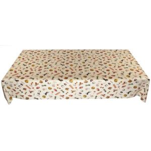 Toiletpaper - Mix Waxed tablecloth by Seletti Multicoloured
