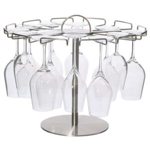 Draining rack - Glass Tree - Up to 18 glasses by L'Atelier du Vin Metal