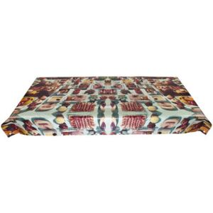 Toiletpaper - Insectes Waxed tablecloth by Seletti Multicoloured