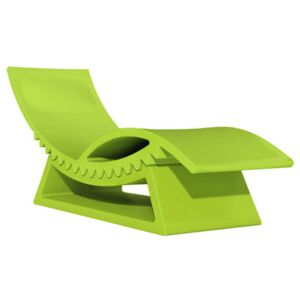 TicTac Reclining chair - with coffee table by Slide Green