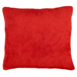 Supersoft Cushion - Red - 43x43cm