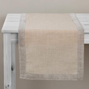 Table runner Decor Silver 40 x 150 cm AMBITION