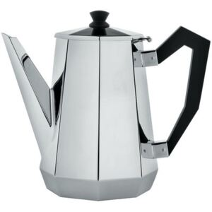 Memories from the future - Ottagonale Coffee pot by Alessi Black/Metal