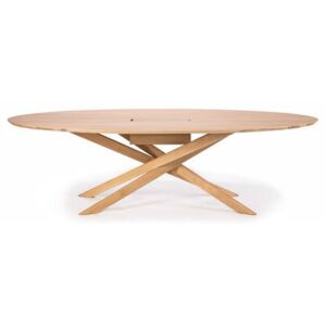 Mikado Meeting table - / Meeting table L 267 cm / Solid oak by Ethnicraft Natural wood