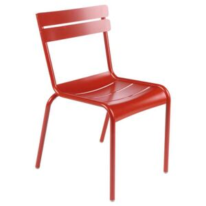 Luxembourg Stacking chair by Fermob Red
