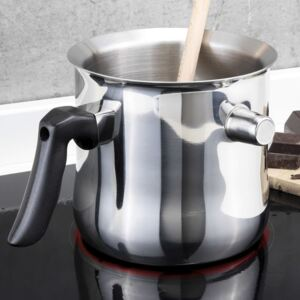 HI Double-Walled Milk Pot 20 L Stainless Steel
