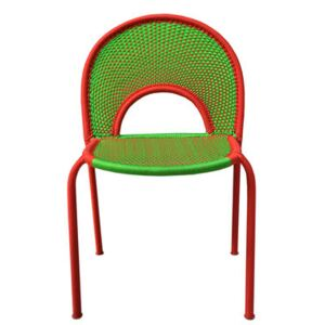 M'Afrique - Banjooli Chair by Moroso Green