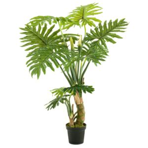 Emerald Artificial Philodendron in Pot 130 cm