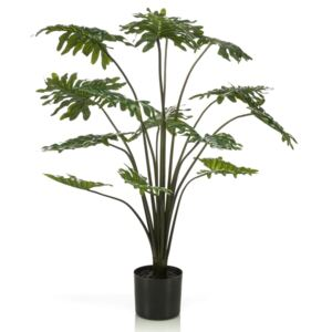 Emerald Artificial Philodendron in Pot 95 cm
