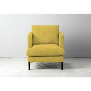 Justin Armchair in Summer Buttercup