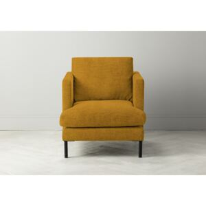 Justin Armchair in Medallion Gold