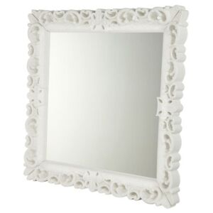 Mirror of Love Wall mirror - 153 x 153 cm by Design of Love by Slide White