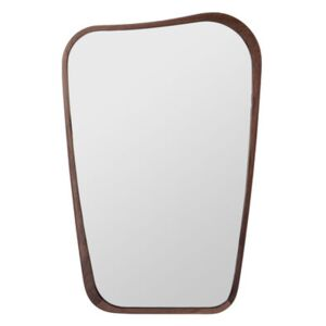 Organique Small Wall mirror - Small - 50 x 75 cm by Maison Sarah Lavoine Natural wood