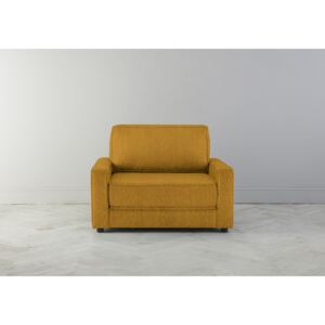 Dacre Single Sofabed in Medallion Gold