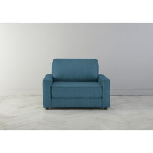 Dacre Single Sofabed in Spanish Blue