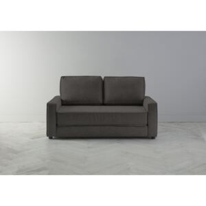 Dacre Two-Seater Sofabed in Mocha