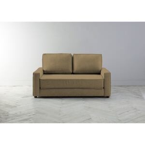 Dacre Two-Seater Sofabed in Ginger Tea