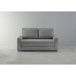 Dacre Two-Seater Sofabed in Proper Grey