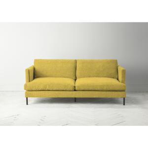 Justin Three-Seater Sofa in Summer Buttercup
