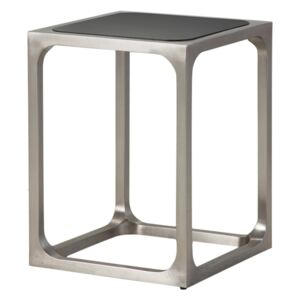 Cadence Pewter Side Table