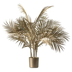 Charisma Champagne Potted Palm Tree, Small