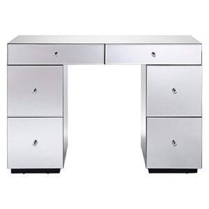 Mirage Mirrored Dressing Table