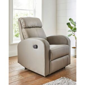 Ramsey Faux Leather Recliner Chair
