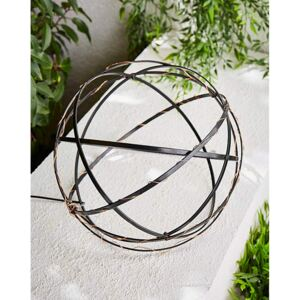 Set of 3 Solar Wire Globes