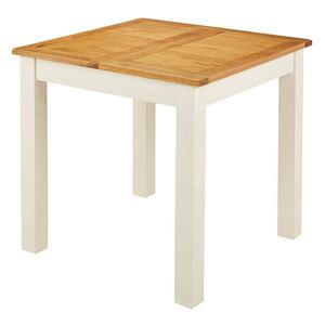 Norfolk Two Tone Small Extending Table