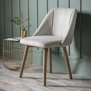 Billy Linen Dining Chair - Neutral (Set of 2)