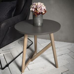 Claus Mindy Ash Side Table - Grey