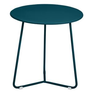 Cocotte End table - / Stool - Ø 34 x H 36 cm by Fermob Blue