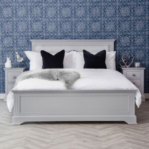 Banbury Grey Painted 5ft King Size Bed Frame