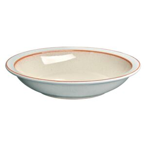 Heritage Flagstone Shallow Rimmed Bowl Seconds