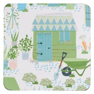 Denby Allotment Coasters Pack of 6