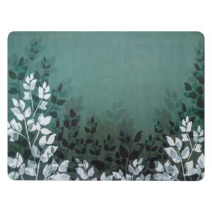 Denby Colours Green Foliage Placemats Set Of 6